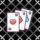 Card Poker Gambling Icon