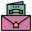 Card greetings Icon