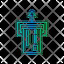 Card Insert Card Withdrawl Insert Icon