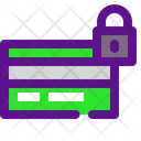 Card Lock Icon