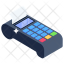 Cash Register Pos Cash Till Icon