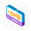 Card Electronic Camera Icon