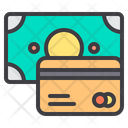Debit Card Payment Card Payment Money Icon
