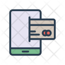 Payment Online Card Icon