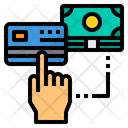 Payment Currency Credit Card Icon
