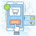 Online Banking E Banking Card Payment Icon