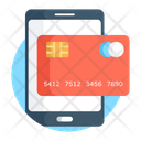 Card Payment Mobile Payment Digital Payment Icon