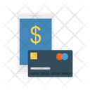 Payment Online Credit Icon