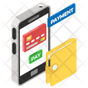 Card Payment Ebanking Payment Gateway Icon