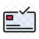 Pay Card Complete Icon