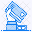 Online Payment Card Payment Ebanking Icon