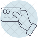 Business Credit Card Payment Icon