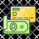 Card Cash Money Icon