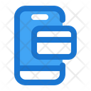 Payment Smartphone Credit Card Icon