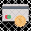 Pay Card Shopping Icon