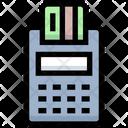 Card Payment Card Machine Swipe Machine Icon
