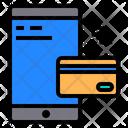 Smartphone Card Wifi Icon
