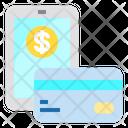 Card Smartphone Finance Icon