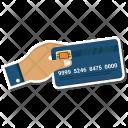 Atm Bank Card Icon