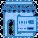 Shop Credit Cart Shopping Icon