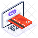 Card Payment Online Banking Online Payment Icon