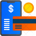 Card Payment Online Payment Mobile Payment Icon