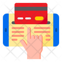 Card Payment Online Payment Insert Card Icon