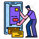 Payment Money Online Icon