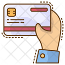 Credit Card Payment Method Purchace Icon