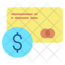 Card Payment Bill Icon