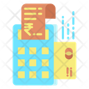 Card Payment Pay Bill Icon