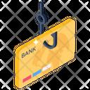 Card Phishing Icon