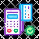 Card Pos Terminal Icon
