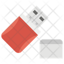 Card Reader Flash Memory Storage Device Icon