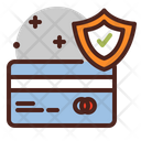 Card Security Card Protection Secure Payment Icon