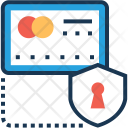 Card Security Shield Icon