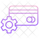 Card Setting Icon