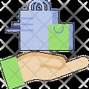 Card Shopping Icon