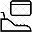 Card sweeper Icon