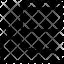 Card Swiper Terminal Icon