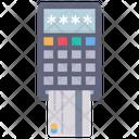 Card Swipe Card Payment Edc Icon