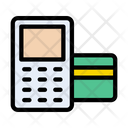 Edc Electronic Payment Icon