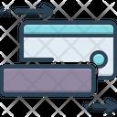 Cardswiping Cardswipe Paying Icon