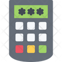 Card Terminal Edc Machine Invoice Machine Icon