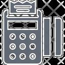 Swap Machine Card Machine Edc Machine Icon