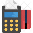 Card Payment Terminal Icon