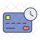 Card time Icon