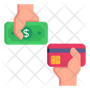Card To Cash Icon