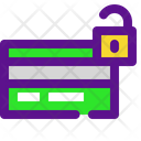 Card Unlock Icon