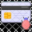 Card Virus Icon
